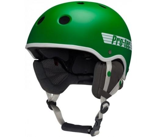 Casca schi si snowboard Pro-Tec Classic Vintage Verde