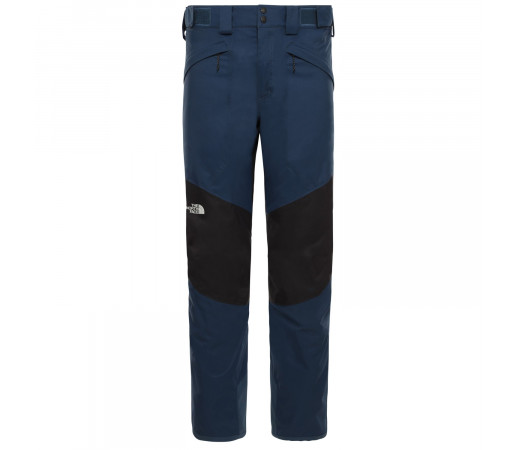 Pantaloni Ski Barbati The North Face Chavanne Pants Blue Wing/Black Regular (Bleumarin)