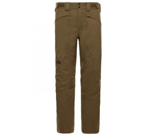 Pantaloni Ski Barbati The North Face Presena Pants Military Olive Regular (Kaki)