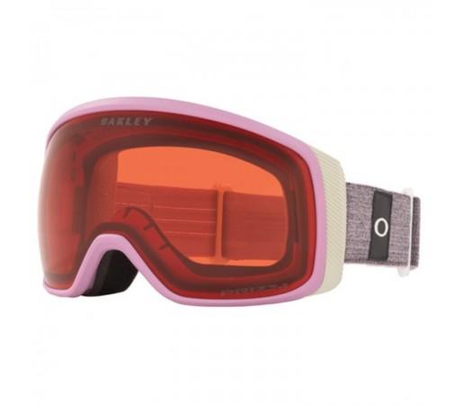 Ochelari Ski Si Snowboard Unisex Oakley Flight Tracker XM Heathered Lavander Prizm Snow Rose Lila