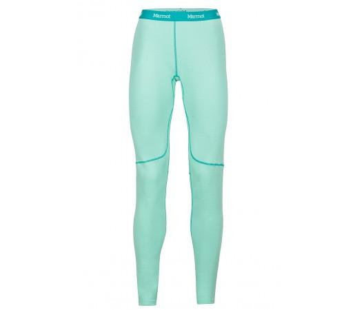 Pantaloni first-layer Marmot W ThermalClime Sport Verzi