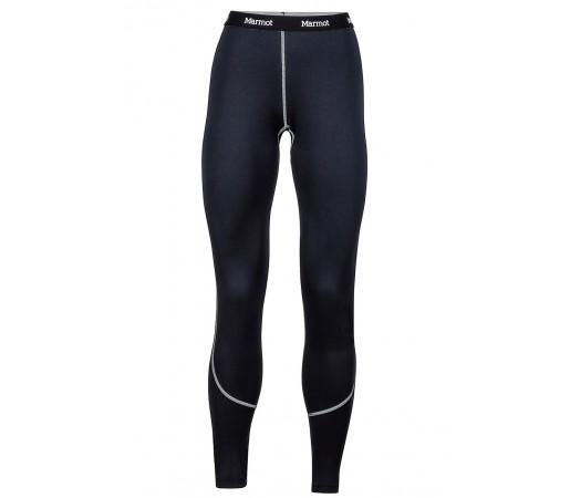 Pantaloni first-layer Marmot W ThermalClime Pro Negri