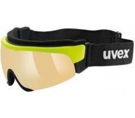 Ochelari Uvex Cross Shield II Pro Negru/Bronz