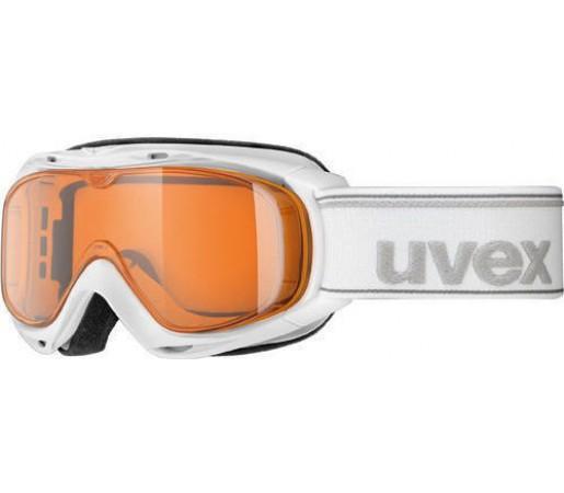 Ochelari Schi si Snowboard Uvex Slider Optic White
