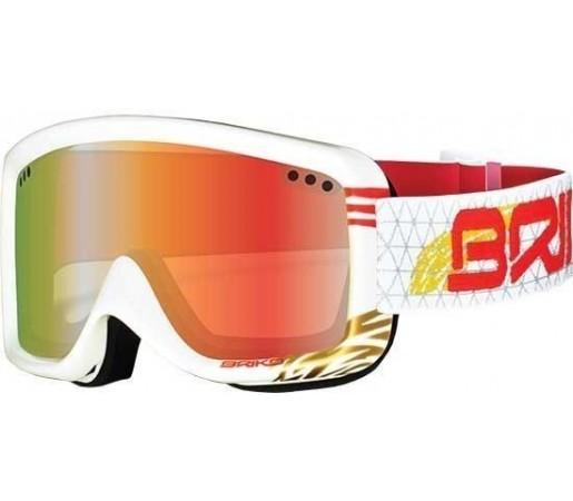 Ochelari Schi si Snowboard Briko Super Race White