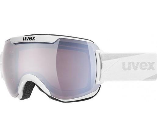 Ochelari Ski si Snowboard Uvex Downhill PM 2000 Alb