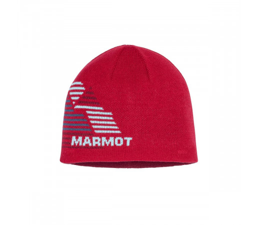 Caciula Copii Marmot Boy's Novelty Reversible Beanie Team Red