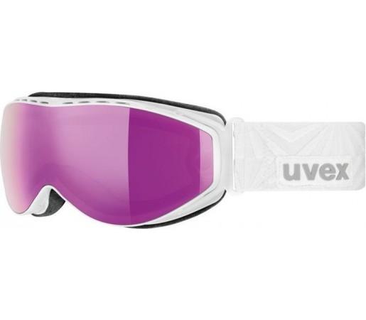 Ochelari Ski si Snowboard Uvex Hypersonic CX Alb/Violet