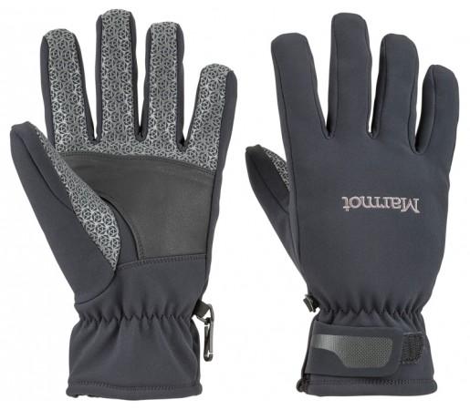 Manusi Marmot Glide Softshell Glove M Negru