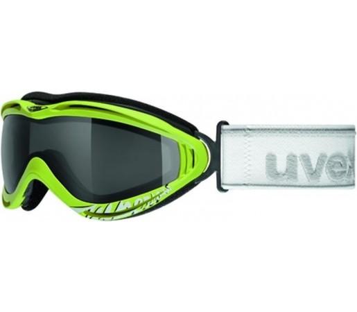 Ochelari Ski si Snowboard Uvex Supersonic II Verde
