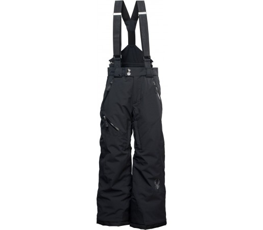 Pantaloni Schi si Snowboard Spyder Boy's Avenger Negru