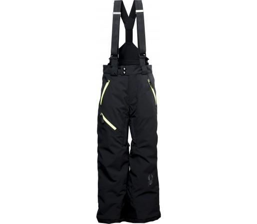 Pantaloni Schi si Snowboard Spyder Boy's Avenger Negru/Verde