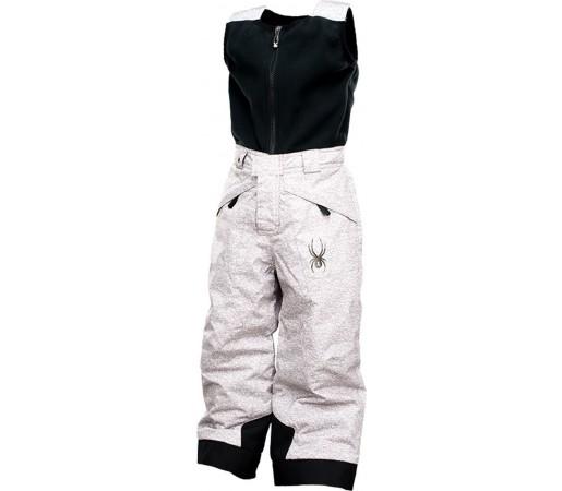 Pantaloni Schi si Snowboard Spyder Bitsy Tart Gri/Negru