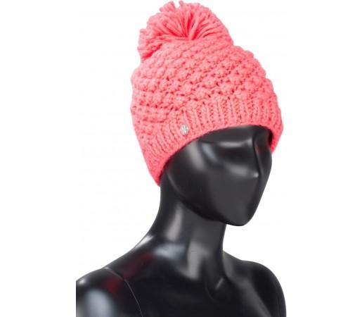 Caciula Spyder Brrr Berry Hand Knit Roz