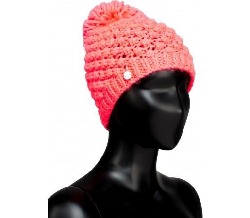 Caciula Spyder Girl Brrr Berry Hand Knit Roz
