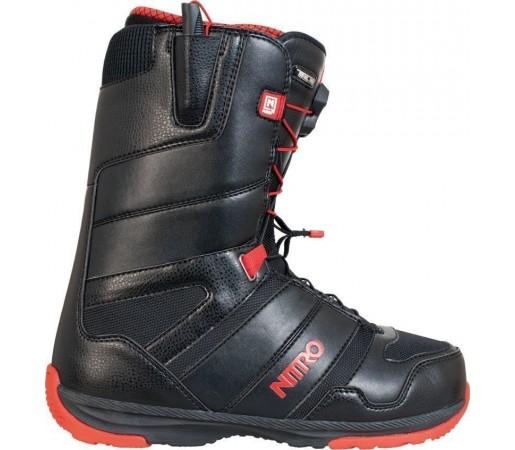 Boots Snowboard Nitro Anthem TLS Negru/Rosu 2014