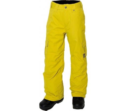 Pantaloni Snowboard si Ski Nitro B Decline Galben