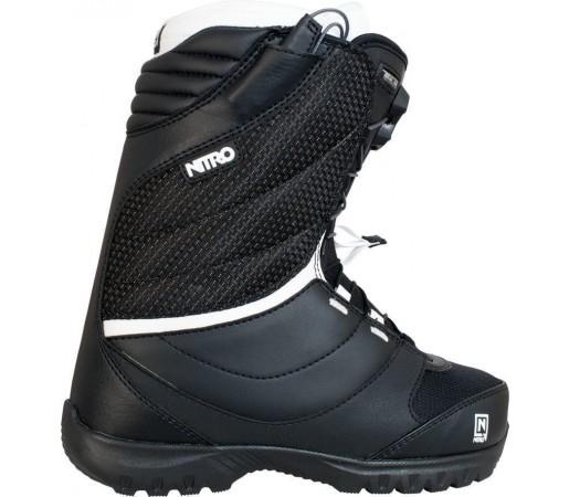 Boots Snowboard Nitro Cuda TLS Negru 2014