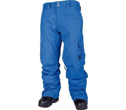 Pantaloni Snowboard si Ski Nitro M Decline Albastru