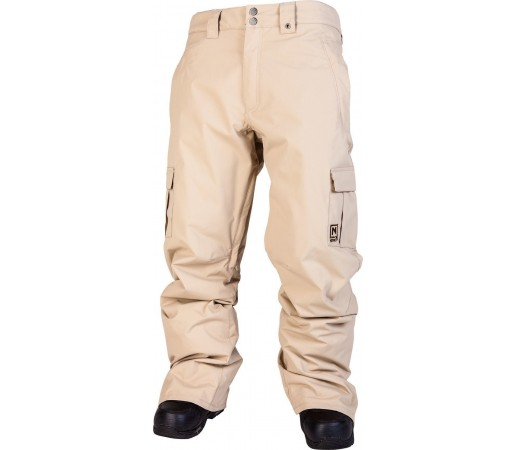Pantaloni Snowboard si Ski Nitro M Decline Khaki
