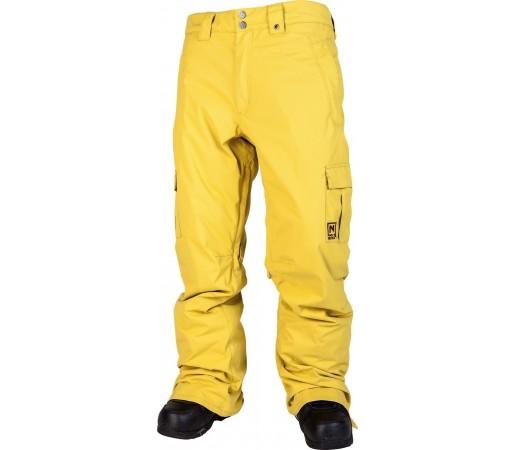 Pantaloni Snowboard si Ski Nitro M Decline Galben