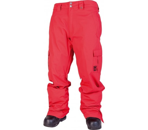 Pantaloni Snowboard si Ski Nitro M Decline Rosu