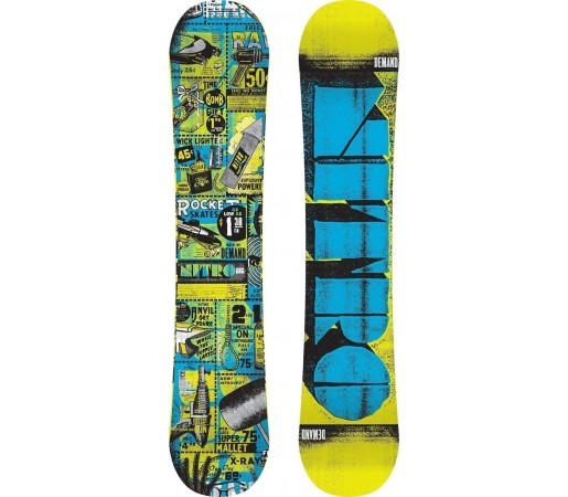 Placa Snowboard Nitro Demand 2014