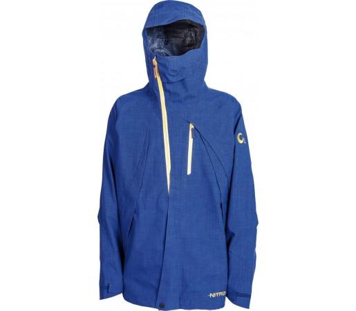 Geaca Snowboard | Ski Nitro M Faultline Albastru