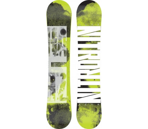 Placa Snowboard Nitro Haze Wide 2014