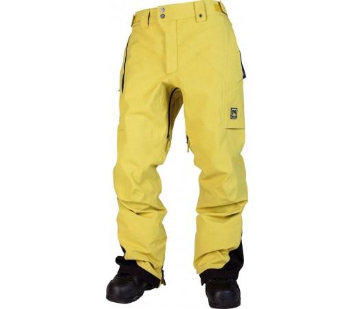 Pantaloni Snowboard si Ski Nitro M Interference Galben