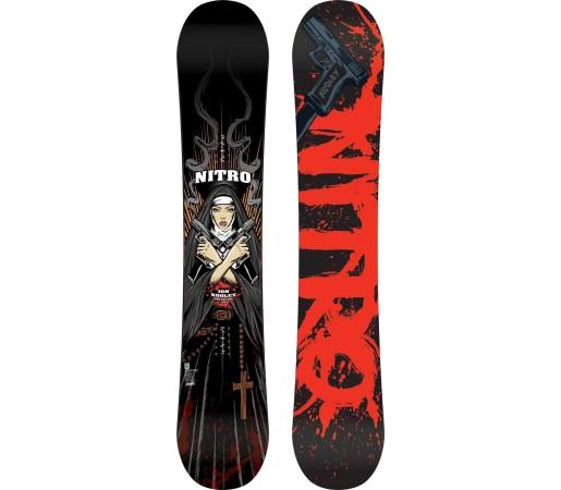 Placa Snowboard Nitro T1 Jon Kooley 2014