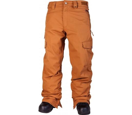 Pantaloni Snowboard si Ski Nitro M Landing Caramiziu