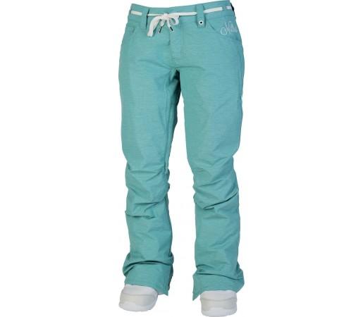 Pantaloni Snowboard si Ski Nitro W Metric Aqua