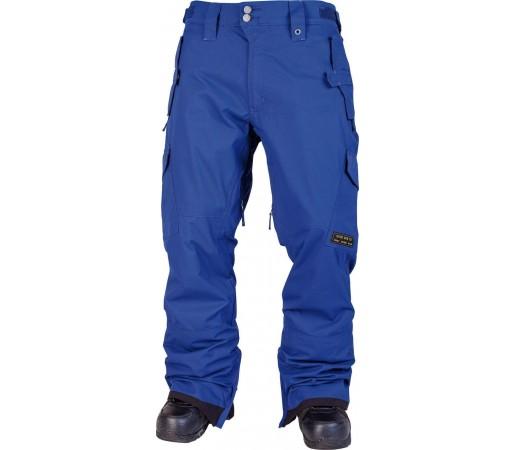 Pantaloni Snowboard si Ski Nitro M Miller Albastru