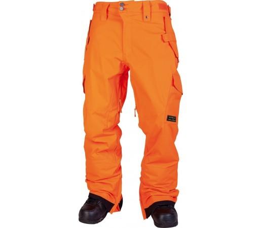 Pantaloni Snowboard si Ski Nitro M Miller Portocaliu