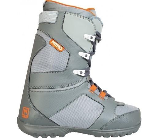 Boots Snowboard Nitro Nomad Gri 2014