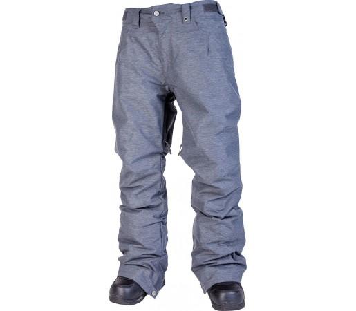 Pantaloni Snowboard si Ski Nitro M Slacker Gri