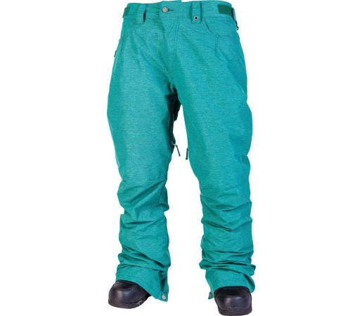 Pantaloni Snowboard si Ski Nitro M Slacker Turcoaz