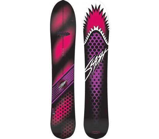 Placa Snowboard Nitro Slash 2014