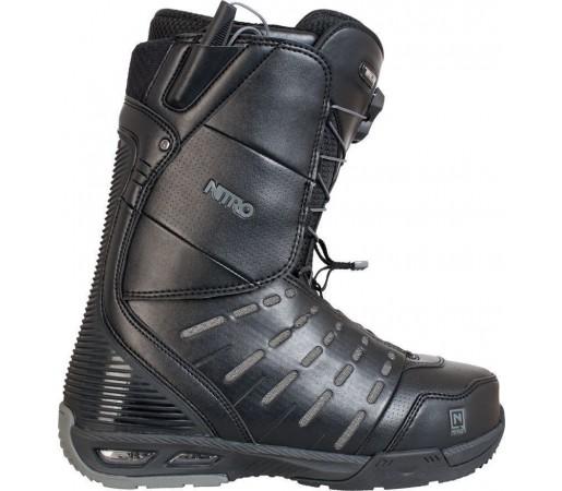 Boots Snowboard Nitro Team TLS Negru 2014