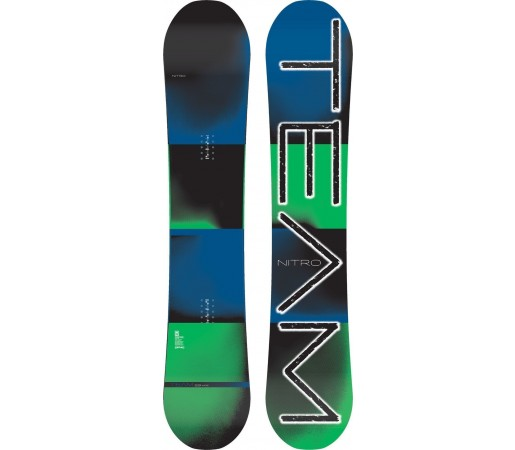 Placa Snowboard Nitro Team Wide 2014