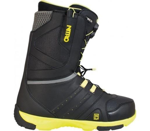 Boots Snowboard Nitro Thunder TLS Negru/Lime 2014