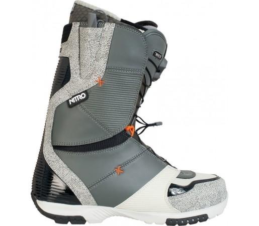 Boots Snowboard Nitro Ultra TLS Gri 2014