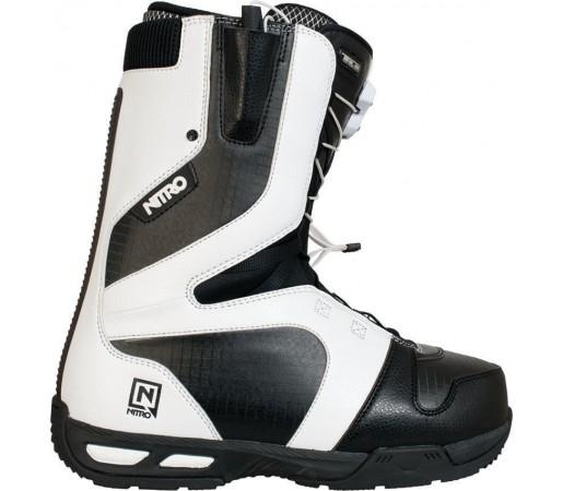 Boots Snowboard Nitro Venture TLS Negru/Alb 2014