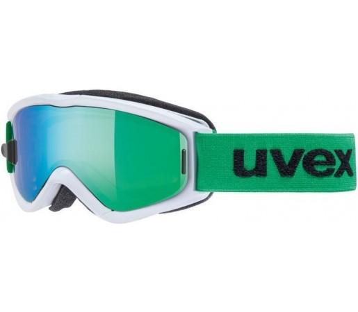 Ochelari Ski si Snowboard Uvex Speedy Pro Take Off Junior Verde