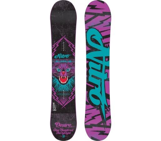 Placa Snowboard Nitro Desire 2015