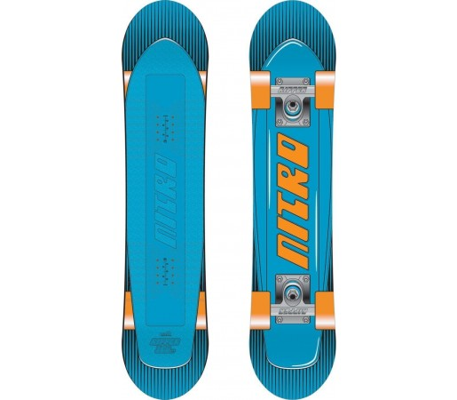 Placa Snowboard Nitro Ripper Kids 2015