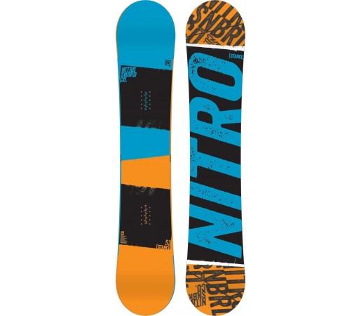 Placa Snowboard Nitro Stance 2015