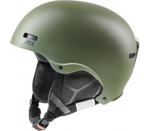 Casca Schi si Snowboard Uvex Hlmt 5 Pure Verde Mat