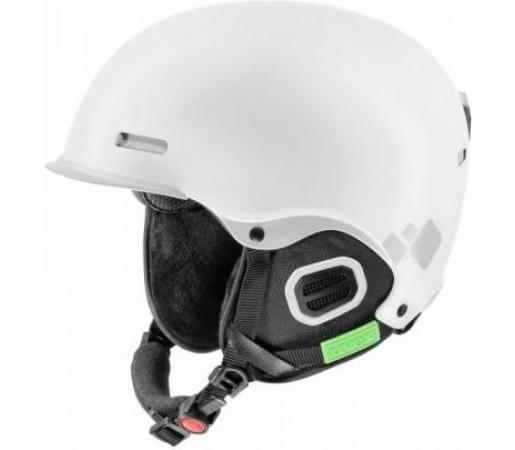 Casca Ski si Snowboard Uvex HLMT 5 Pro Alb